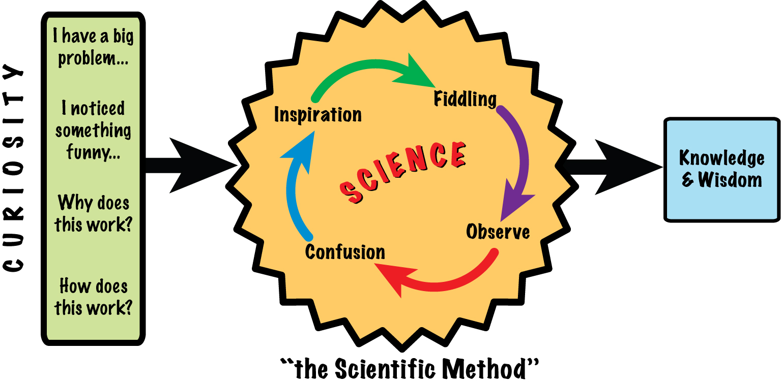 Scientific method essay